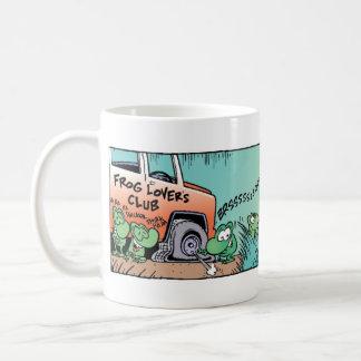 The Swamp Frogs Prank Coffee Mug