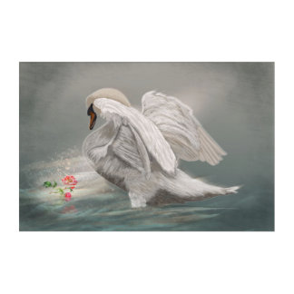 The Swan II - Acrylic Print