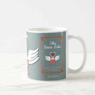 The Swan Lake by Lisa Ryan Mug