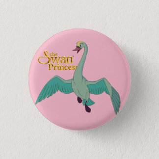 The Swan Princess Odette Button