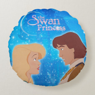 The Swan Princess Pillow - Odette & Derek