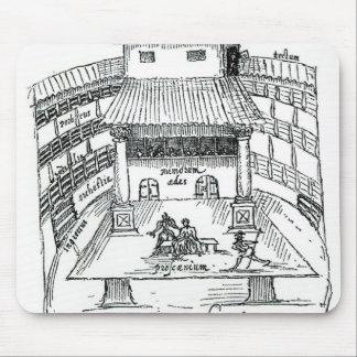 The Swan Theatre, Southwark Mouse Pad