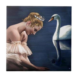 The Swan Tile