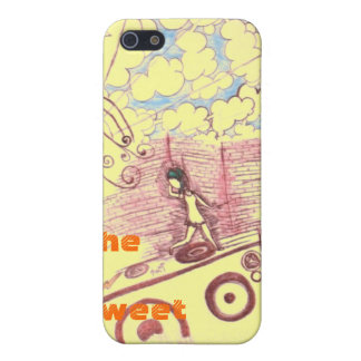 The Sweet Escape (Banana Case) iPhone 5 Cases