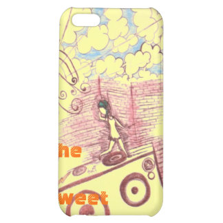 The Sweet Escape (Banana Case) Cover For iPhone 5C
