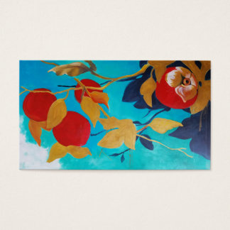 The Sweetest Fruit Business Card