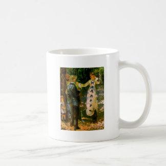The Swing, Pierre Auguste Renoir Coffee Mug