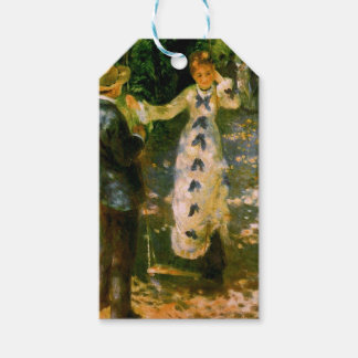 The Swing, Pierre Auguste Renoir Gift Tags