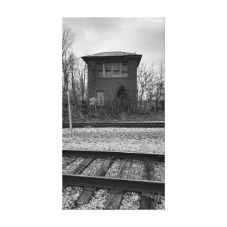 The Switch House Canvas Print