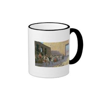 The Sword Dance Ringer Mug