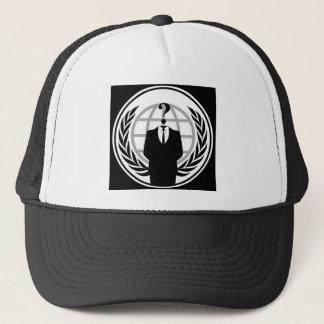 The sybol trucker hat