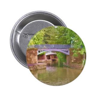 The Sydney Garden Bridges 6 Cm Round Badge