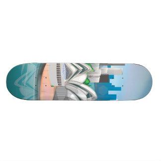 The Sydney Opera House Skateboards