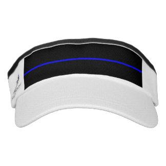 The Symbolic Thin Blue Line Concept Visor