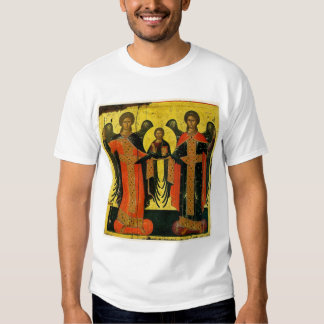 The Synaxis of the Archangels T-shirts