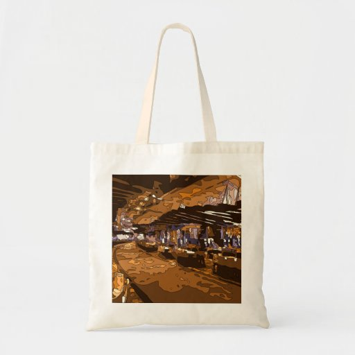 The Table Games of a Luxurious Vegas Casino Bags