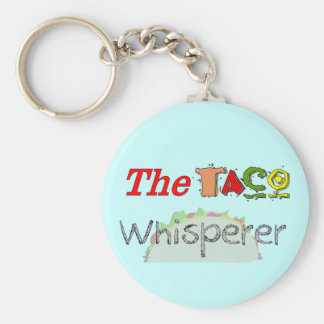 The Taco Whisperer Keychain