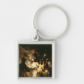 The Taking of Christ, c.1798 Keychain
