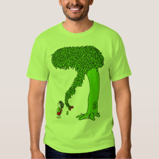The Taking Tree Shirts