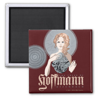 The Tales of Hoffmann! Opera Magnet
