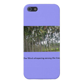 The tall trees iphone case cover for iPhone 5/5S