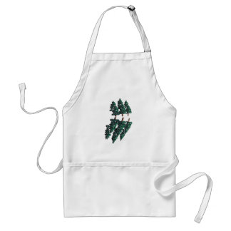 THE TALL TREES STANDARD APRON