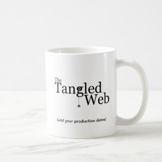 The Tangled Web photo memento mug