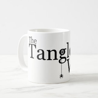 The Tangled Web wraparound logo mug