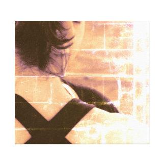 The Tango Embrace Canvas Print