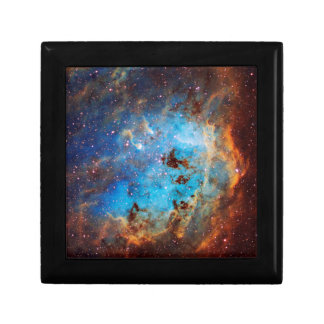 The Tapdole Nebula Small Square Gift Box