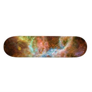 The Tarantula Nebula 30 Doradus NGC 2070 21.6 Cm Old School Skateboard Deck