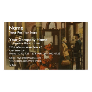 The Tarrytown Business Cards