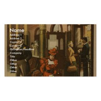 The Tarrytown Business Card Templates
