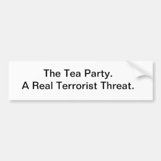 The Tea Party Bumper Stickers