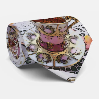 The tea time tie