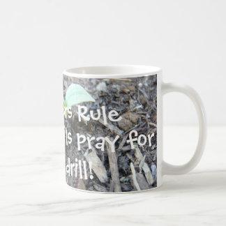 The Teachers rule Coffee Mug