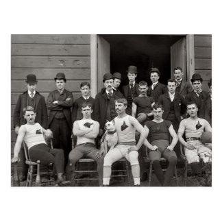 The Team Postcard