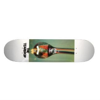 The Teardrop Skate Deck