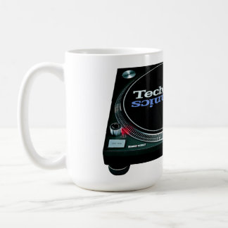The TECHNICS SL-1210M5D DJ Turntable Deck Coffee Mug