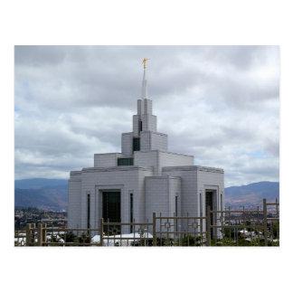 The Tegucigalpa Honduras LDS Temple Postcard