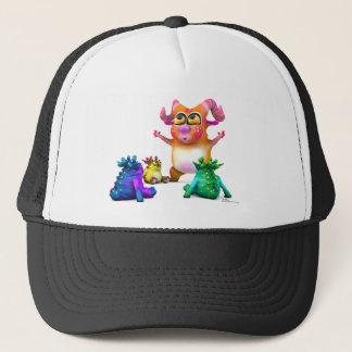 The Telling Trucker Hat