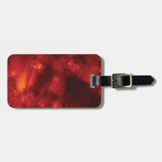 the tempest of heat luggage tag
