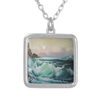 The Tempestad_result.JPG Silver Plated Necklace