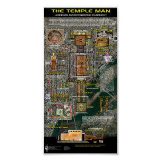 The Temple Man Poster