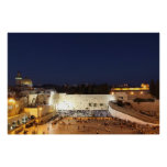 The Temple Mount in Jerusalem, Israel Print