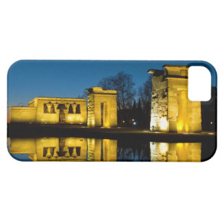 The Temple of Debod in Madrid Spain iPhone 5 Case