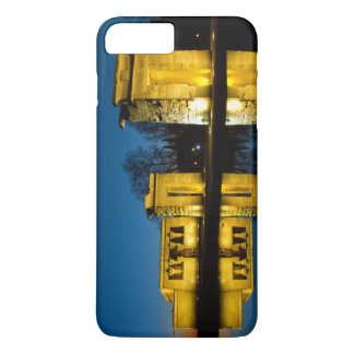 The Temple of Debod in Madrid Spain iPhone 7 Plus Case