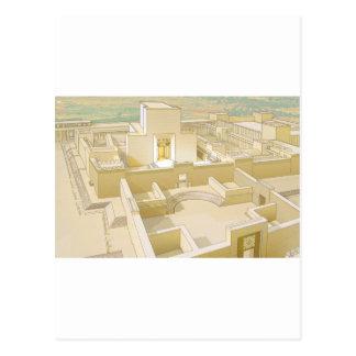 The Temple of Jerusalem Postcard