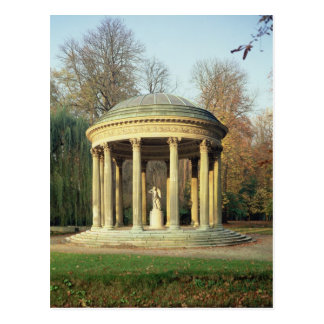 The Temple of Love in the Parc du Petit Postcard