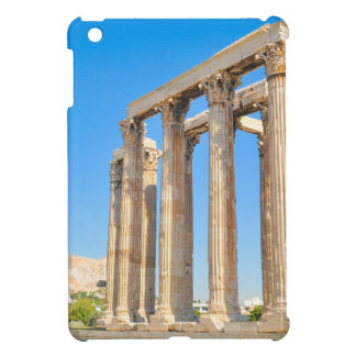 The Temple of Olympian Zeus in Athens, Greece, iPad Mini Case